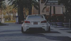 Lexus IS250 IS350 widebody kit