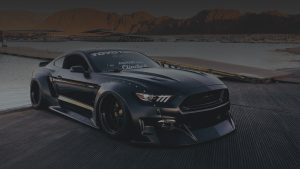 ford mustang widebody kit