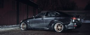 Lexus IS250 IS350 widebody kit 5