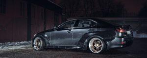 Lexus IS250 IS350 widebody kit 5