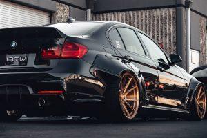 BMW F30 widebody kit 5