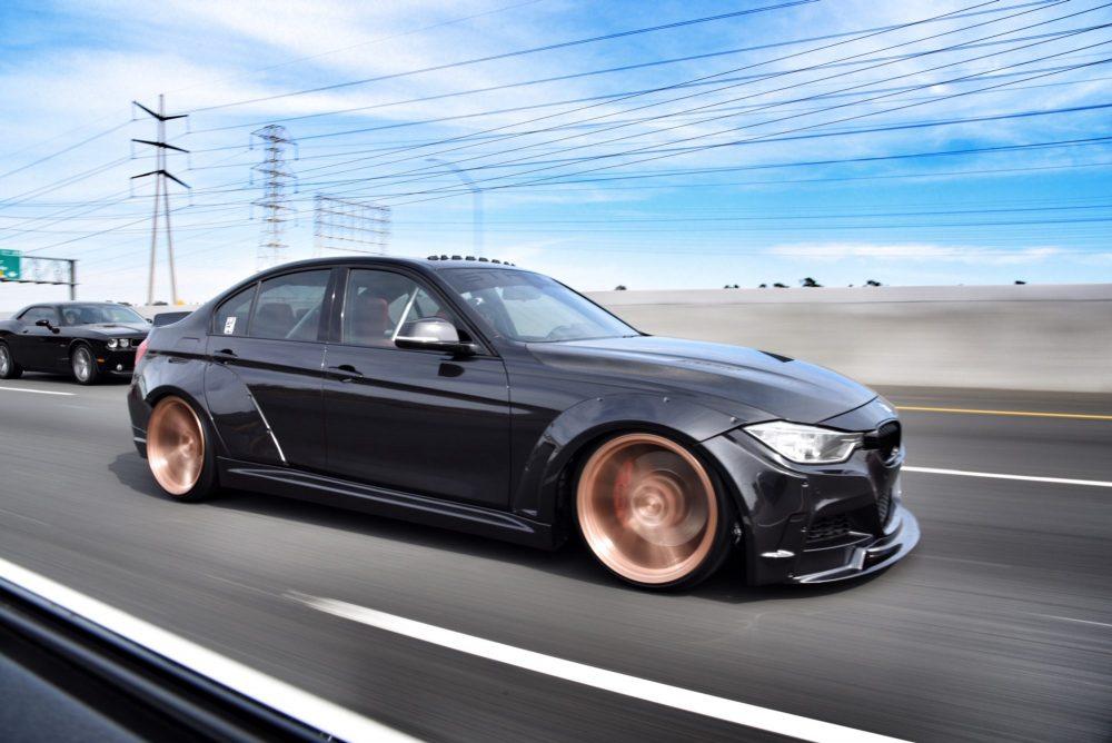 BMW F30 Widebody Kit 4