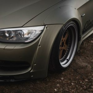BMW E92 widebody kit 8