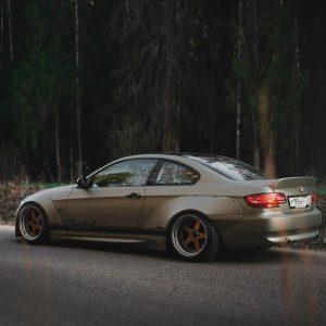BMW E92 widebody kit 6