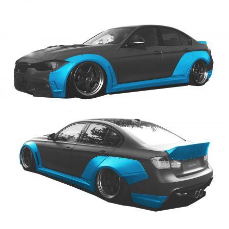 BMW F30 Widebody Kit 10