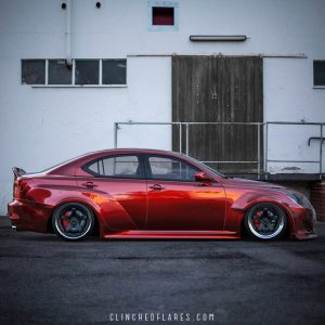 Lexus IS250 IS350 widebody kit 8