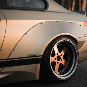 BMW E92 widebody kit 4