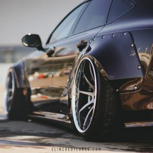 Audi A7 widebody kit 1
