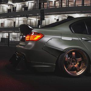BMW F30 Widebody Kit 7