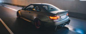 BMW E92 ducktail spoiler 6