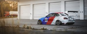BMW E82 widebody kit 1