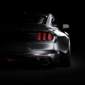 ford mustang widebody kit 1