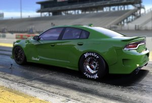 Clinched Dodge Charger Widebody Kit